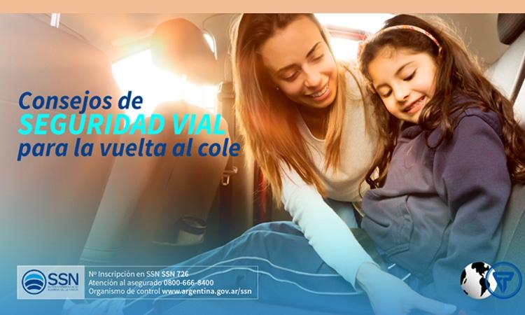 FEDERACIÓN PATRONAL SEGUROS S.A.: Seguridad vial en el comienzo de las clases: todo lo que hay que saber